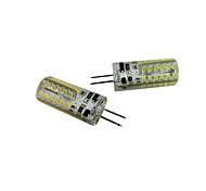5W G4 LED a pannocchia T 48 SMD 3014 1152 lm Bianco caldo / Luce fredda DC 12 V 1 pezzo
