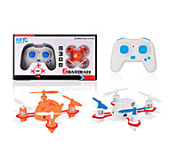 HOT!!! The Smallest Size RC QuadCopter M9911 2.4G 6 Axis GYRO Nano RC QuadCopter RTF