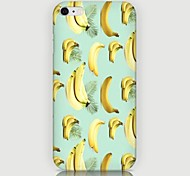 Banana Pattern Back Case for iPhone 6