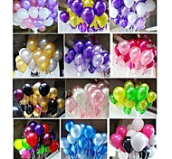 balões celebração decoração do partido (uma peça)
