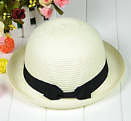 Women's Vintage/Casual Leisure Summer Straw Hat