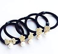 Tina -- Korean Fashion Alloy Accessories Hair Tie in Daily