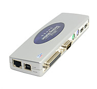 2.0 Base para laptop pc 9-en-1 USB con ps2&paralelo& serial& puerto de impresora& Ethernet RJ45& hub usb