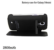LED Super sottile/Custodie batterie Samsung - Galaxy S4 Mini