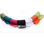 Yoga Chaussettes Antidérapage Extensible Vêtements de sport FemmeYoga