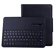 Wireless Bluetooth Keyboard Can Be Split To Leave Leather PU Case for IPad Air (Assorted Colors)