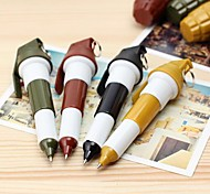 Cute/Multifunction Plastic Ballpoint Pens(Random Color)