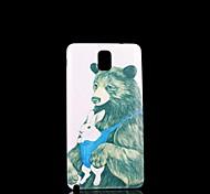 Samsung Galaxy Note 3 - Задняя панель - Графический/Специальный дизайн - Мобильный телефон Samsung Пластик )