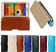 Samsung Handy - Samsung Galaxy Note 3 - Hüllen (Full Body)/Taschen - Einfarbig/Spezielles Design PU Leder/Kunstleder )