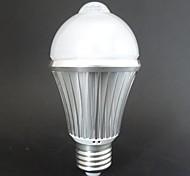 1 Stück Sensor Kugelbirnen/Smart LED Glühlampen BA/BR/G E26/E27 7 W 560LM LM 2700-3000K or 6000-6500K K 14 SMD 5730Warmes Weiß/Kühles