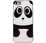 Panda Design Aluminum Hard Case for iPhone 5/5S