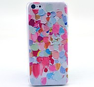 Colorful Graffiti Pattern Hard Cover Case for iPhone 5C