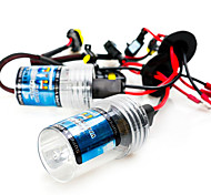 H1 12V 35W Xenon Hid Replacement Light Bulbs 6000k