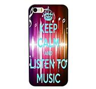 ouvir o caso duro projeto de música para iPhone 4 / 4S