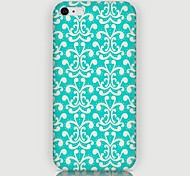 Flowers Pattern Back Case for iPhone 6