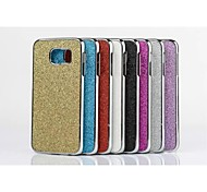 Teléfono Móvil Samsung - Cobertor Posterior - Diseño Especial - para Samsung Samsung Galaxy S6 ( Negro/Blanco/Rojo/Azul/Púrpura/Rosa/Dorado/Plateado ,