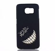 Teléfono Móvil Samsung - Cobertor Posterior - Diseño Especial - para Samsung Samsung Galaxy S6 ( Multi-color , Plástico )