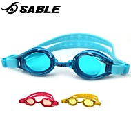 Sable Child Children Swimming Mirror Waterproof Antifogging No Hurts to Baby Large Frame Boy Girl Swimming Glasses 606