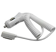 White Magnetic Car Charger Power Adapter for Sony Xperia Z2 Z1 Z Ultra Compact