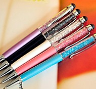 Crystal Style Touch Pen for iPhone/iPad and Others