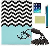 Cuero PU Novedad para Manzana iPad mini/Mini iPad 2/Mini iPad 3