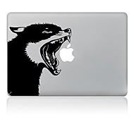 The  Wolf  Design Decorative Skin Sticker  for MacBook Air/Pro/ Pro with Retina Display