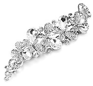 Women's Alloy / Cubic Zirconia Headpiece Flowers
