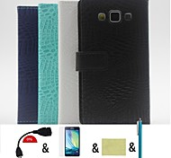 Compatible Accessories Bundle Includes Screen Protector and Stylus and Micro USB OTG  for Galaxy A5(Assorted Color)
