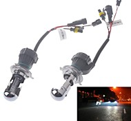 H4 35W 4300K 3000lm HID Xenon Lights with Ballasts Kit (DC 9~16V)