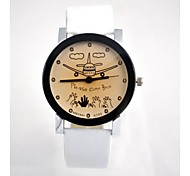Women's Fashion Watch The Horse Boat MH370 Memorial Watches