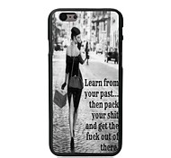 Your Past Design Hard Case for iPhone 6 Plus