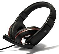 Hi-fi Surround Adjustable PC Headphone with Microphone