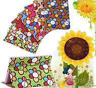 Sunflower Design Flip Wallet Case Cover For iPad Mini 1