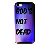 God's Not Dead Design Hard Case for iPhone 4/4S