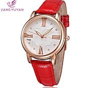 Women Fashion Bracelet Watch Casual Rhinestone Watch Quartz Rose Gold Luxury Dress Wristwatches(Assorted Colors)