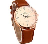 Women's Fashion Vintage Leather Guartz Watch(Assorted Colors)