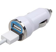 universele dual usb mini-auto-oplader voor iPhone 6 / iphone 6 plus / 5 / 5s / 5c / ipad5 en anderen