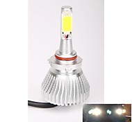 2PCS 9005 40W High Brightness High Power  LED Headlight Headlamp for Car