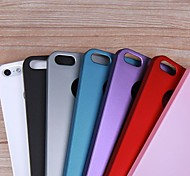 LENTION High Quality New arrival Slim Series Fashionable PC Case Slim Ultrathin Cover For iPhone 5/5S (Assorted Color)