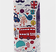 Animation Pattern Soft TPU Case for Sony Xperia M2