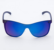 Cycling Men's Polarized Plastic Wrap Fashion Sports Glasses