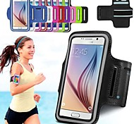 BIG D Sports Armband for Samsung Galaxy S6/S6 Edge(Assorted Colors)