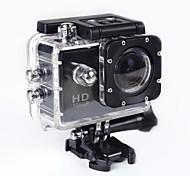 ricos 30fps se divierte la cámara HD 1080p / 720p gs382w apoyo 60fps función wifi 140 ° lente gran angular