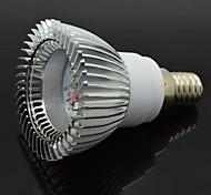 e14 planta llevada crece la luz 5w ac 110-220v 4red y 2Blue 6 LED SMD 5730 bulbo del proyector para la floración sistema hidropónico