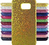 Teléfono Móvil Samsung - Cobertor Posterior - Color Sólido/Diseño Especial - para Samsung Samsung Galaxy S6 ( Multi-color , Plástico )