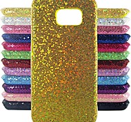 Celular Samsung - Samsung Samsung Galaxy S6 - Cobertura Traseira - Côr Única/Design Especial ( Multi-côr , Plástico )