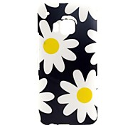 Flower  Pattern TPU Soft Case for HTC M9