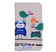 Celular Samsung - Samsung Galaxy Win I8552 - Cases Totais - Arte Gráfica/Cartoon/Design Especial ( Multi-côr , Pele PU/TPU )