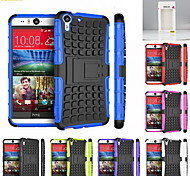 Kemile Unique Grenade Grip Rugged Rubber kin Cover For HTC Deire Eye (Aorted Color)