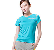 Makino Women's Outdoor Sports Quick Dry T-Shirt 2820-2